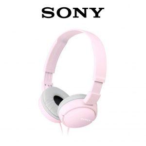 Auriculares Sony MDR ZX110 Rosa Diadema