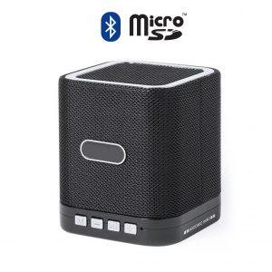 Coluna Bluetooth com Ranhura para Cartões Micro SD