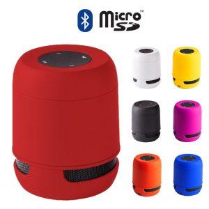 Coluna Bluetooth | Micro SD | Disponível em 7 Cores!