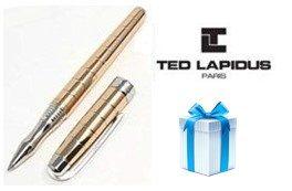 Canetas Ted Lapidus Paris®
