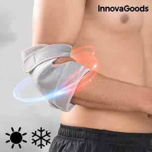 Cotoveleira de Gel com Efeito Frio e Calor Wellness Care