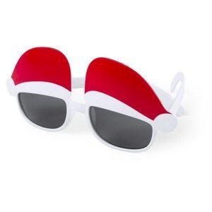 Pack de 2 Óculos com Chapéu de Pai Natal | 144802