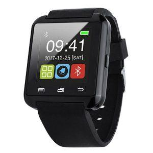 Smartwatch Mãos-Livres | Bluetooth | Função Anti-Roubo | Preto