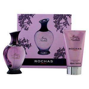 Conjunto de Perfume Mulher Muse Rochas (2 pcs)