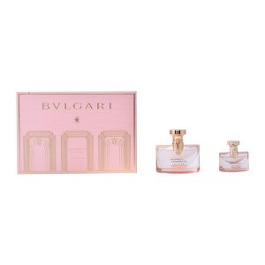 Conjunto de Perfume Mulher Splendida Rose Rose Bvlgari (2 pcs)
