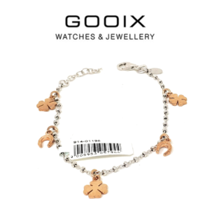 Pulseira Gooix® Prata  914-01198 | 18 cm