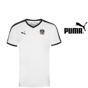 Puma® Camisola Austria Away Kit White