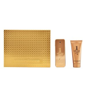 Conjunto de Perfume Homem One Million Paco Rabanne (2 pcs)