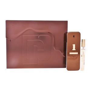 Conjunto de Perfume Homem 1 Million Privé Paco Rabanne (2 pcs)