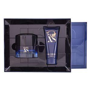 Conjunto de Perfume Homem Pure Xs Paco Rabanne (2 pcs)