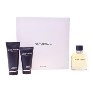 Conjunto de Perfume Homem Dolce & Gabbana (3 pcs)