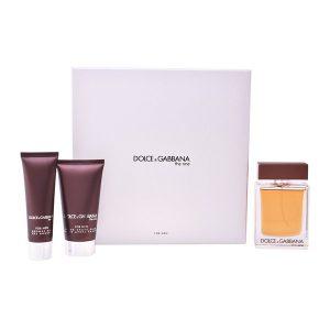 Conjunto de Perfume Homem The One Dolce & Gabbana (3 pcs)