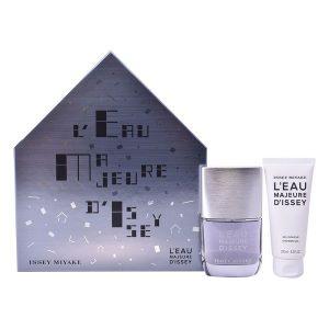 Women's Perfume Set L'eau Majeure Issey Miyake (2 pcs)