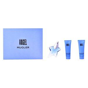 Conjunto de Perfume Mulher Angel Thierry Mugler (3 pcs)