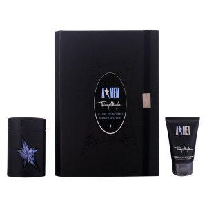 Conjunto de Perfume Homem A*men Book Of Mysteries Thierry Mugler (2 pcs)
