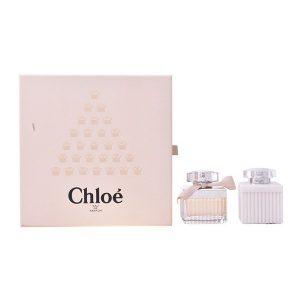 Conjunto de Perfume Mulher Signature Chloe (2 pcs)
