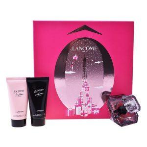Conjunto de Perfume Mulher La Nuit Trésor Lancôme (3 pcs)