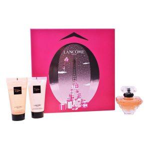 Conjunto de Perfume Mulher Trésor Lancôme (3 pcs)