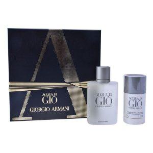 Conjunto de Perfume Homem Acqua Di Gio Armani (2 pcs)