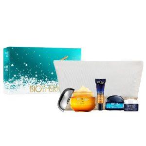 Conjunto de Cosmética Mulher Blue Therapy Cream Biotherm (4 pcs)