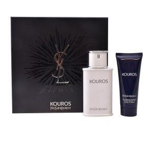 Conjunto de Perfume Homem Kouros Yves Saint Laurent (2 pcs)