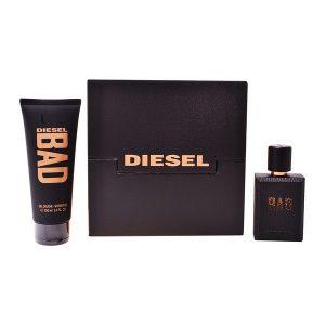 Conjunto de Perfume Homem Bad Diesel (2 pcs) 50 ml