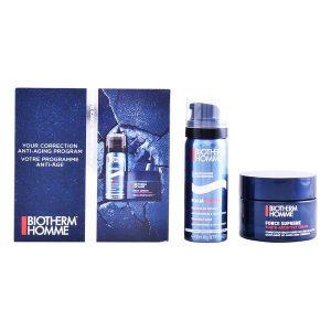 Conjunto de Cosmética Homem Force Supreme Biotherm (2 pcs)