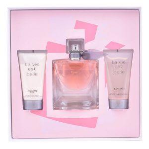 Conjunto de Perfume Mulher La Vie Est Belle Lancôme (3 pcs)
