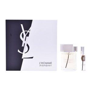 Conjunto de Perfume Homem L'homme Yves Saint Laurent (2 pcs)