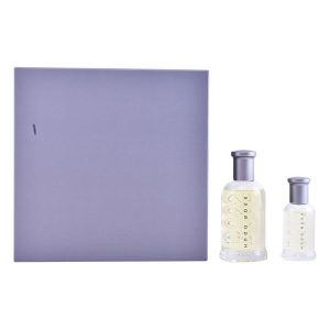 Conjunto de Perfume Homem Bottled Hugo Boss-boss (2 pcs)