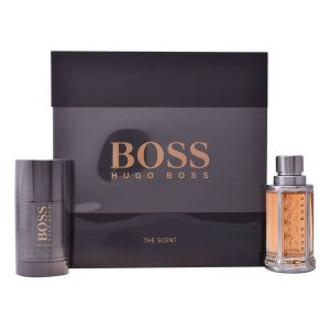 Conjunto de Perfume Homem The Scent Hugo Boss-boss (2 pcs)