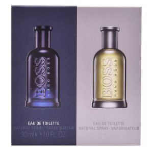 Conjunto de Perfume Homem Bottled + Bottled Night Hugo Boss-boss (2 pcs)