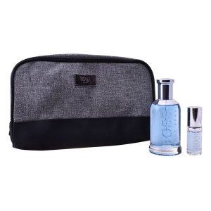 Conjunto de Perfume Homem Bottled Tonic Hugo Boss-boss (3 pcs)