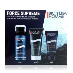 Conjunto de Cosmética Homem Force Biotherm (3 pcs)