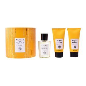 Conjunto de Perfume Unissexo Colonia Acqua Di Parma (3 pcs)