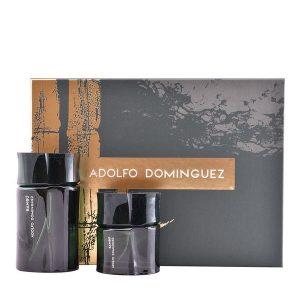 Conjunto de Perfume Homem Bambú Adolfo Dominguez (2 pcs)