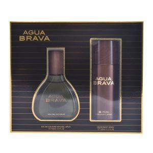 Conjunto de Perfume Homem Agua Brava Puig (2 pcs)