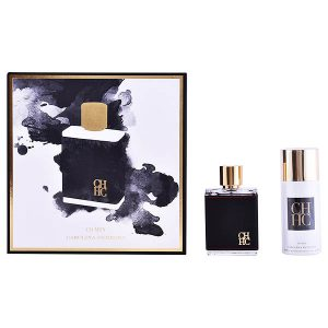Men's Perfume Set Ch Carolina Herrera (2 pcs)