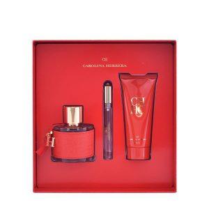 Conjunto de Perfume Mulher Ch Carolina Herrera (3 pcs)