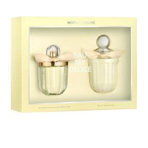 Conjunto de Perfume Mulher Eau My Délice Women'Secret (2 pcs)