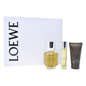 Conjunto de Perfume Homem Loewe (3 pcs)