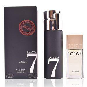 Conjunto de Perfume Homem Loewe 7 Anónimo Loewe (2 pcs)