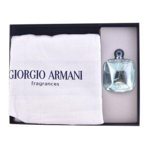Conjunto de Perfume Mulher Acqua Di Gioia Armani (2 pcs)