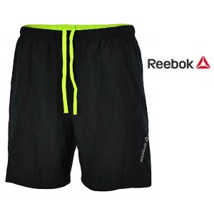 Reebok® Calções Crossfit Full PlayIce Running Function Black