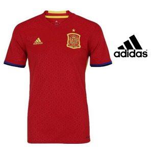 Adidas® Camisola Espanha Oficial Euro 2016 Men | Tecnologia Climacool®