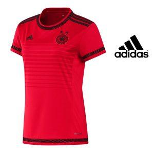 Adidas® Camisola Deutschland Oficial Woman | Tecnologia Climacool®