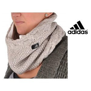 Adidas® Gola Wool Scarf Beige | Tecnologia Climaheat®