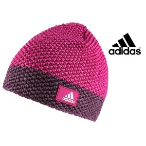 Adidas® Beanie Pink | Climaheat® Technology