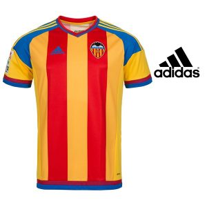 Adidas® Away Official Valencia Away Kit | Climacool® Technology