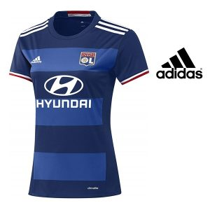Pull officiel Adidas® Olympique Lyon pour femmes | Technologie Climalite®